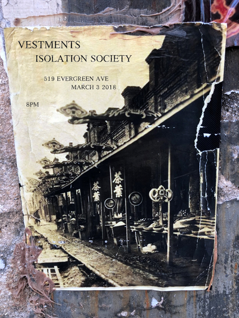 Vestment-Isolation Society